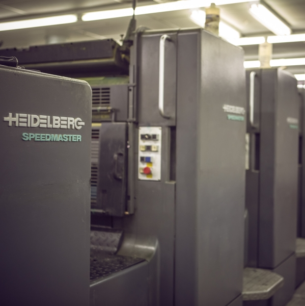 color offset printing in dallas