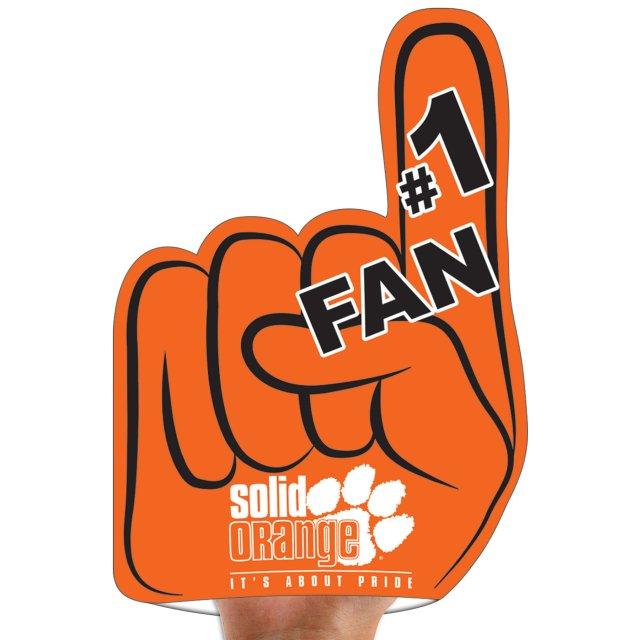promotional #1 foam finger dallas