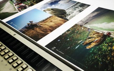 Digital printing photography books