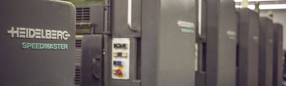 Offset printing in Dallas