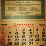 Printing company history