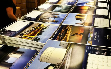 printed calendar fulfillment services