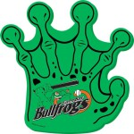 Promotional Green Foam Finger