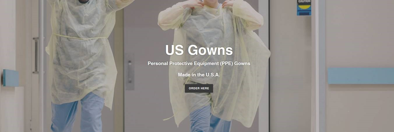 us gowns